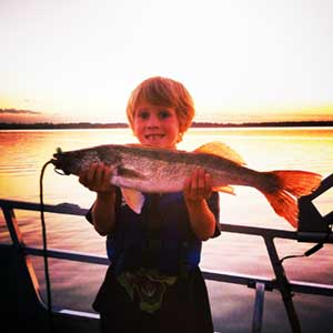 Parkers Big Fish