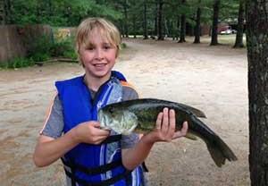 Zane's Big Fish
